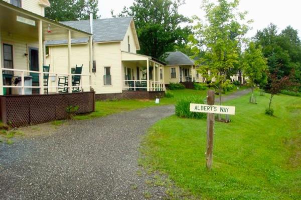 Albert's Way at Quimby Country