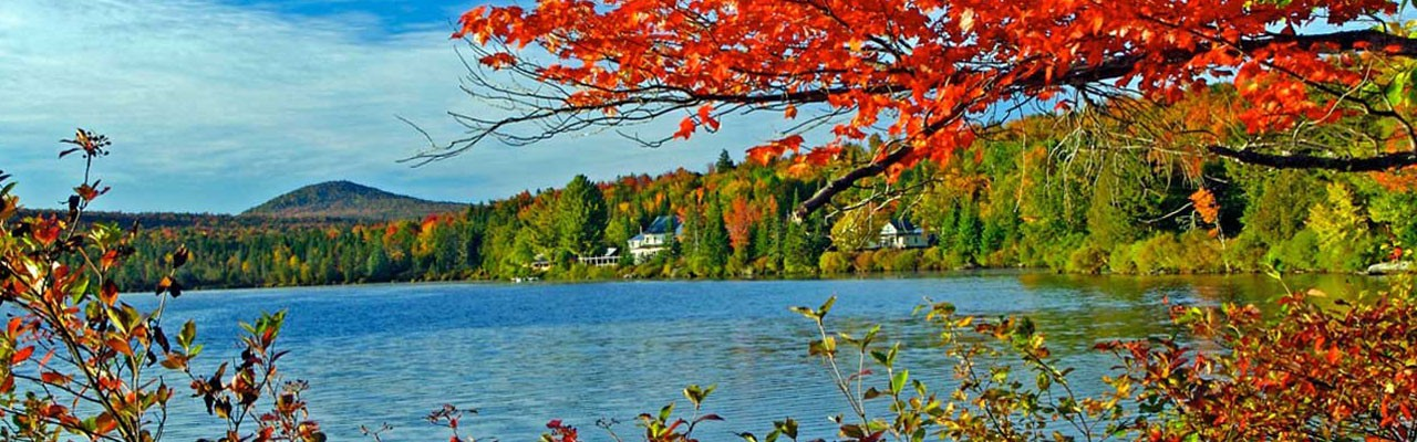 Forest Lake and Quimby Country Vermont