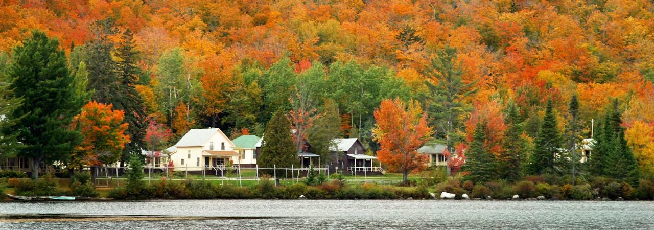 Northeast Kingdom Fall Foliage
