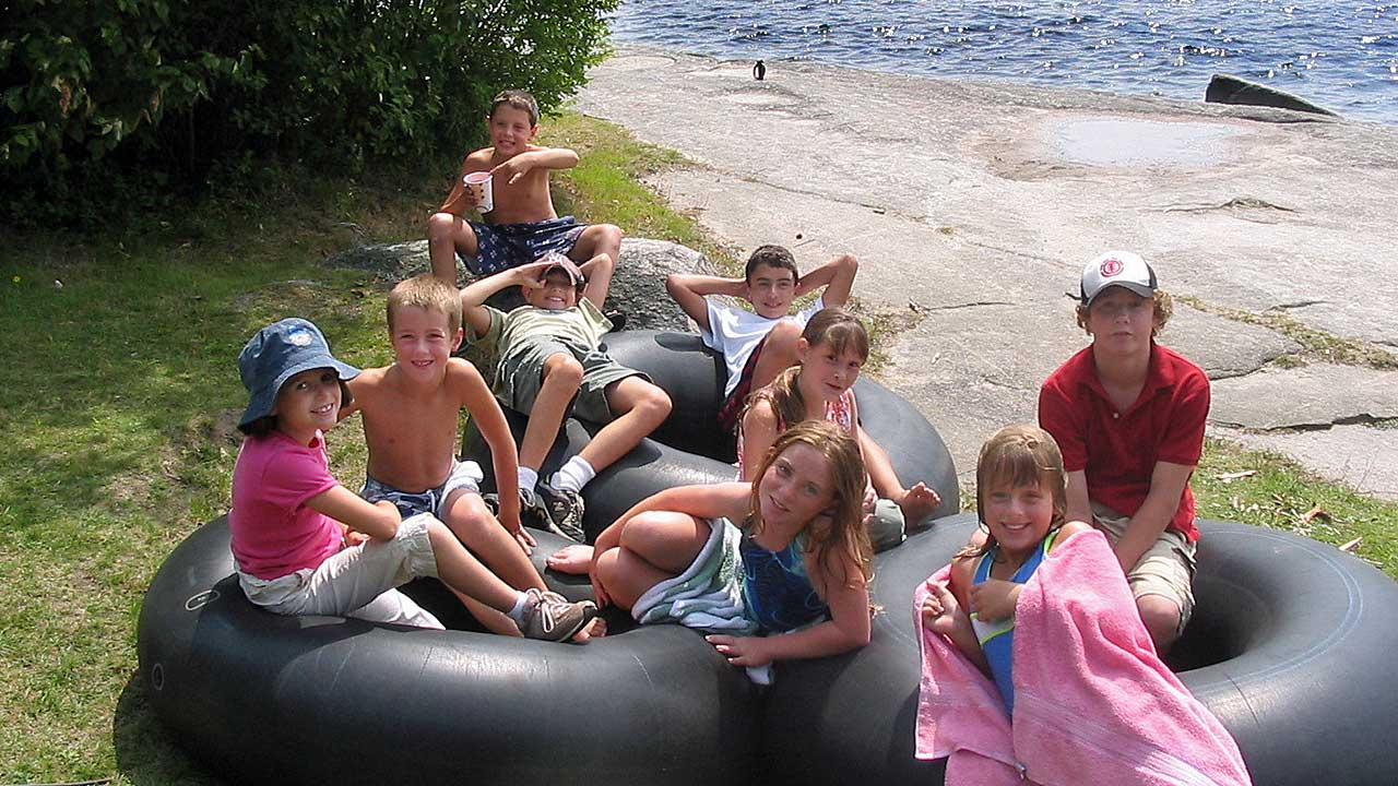 Inner-tube-swiming-at-Quimby-Country