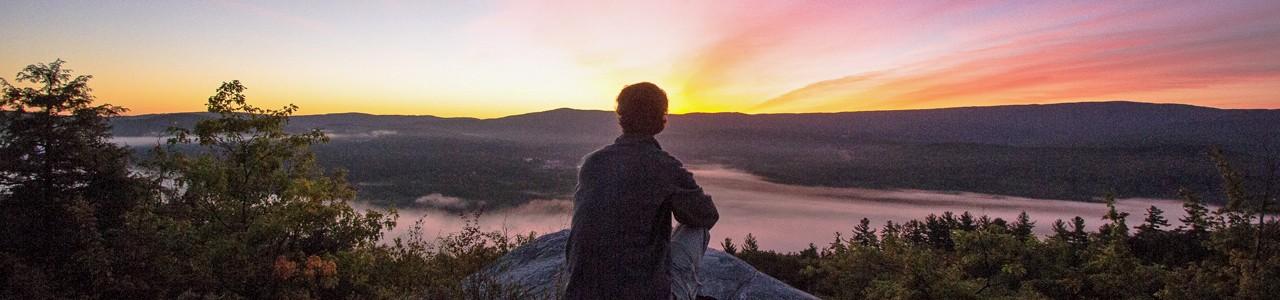 Mountaintop-Vermont