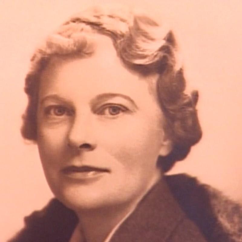 Miss Quimby Portrait