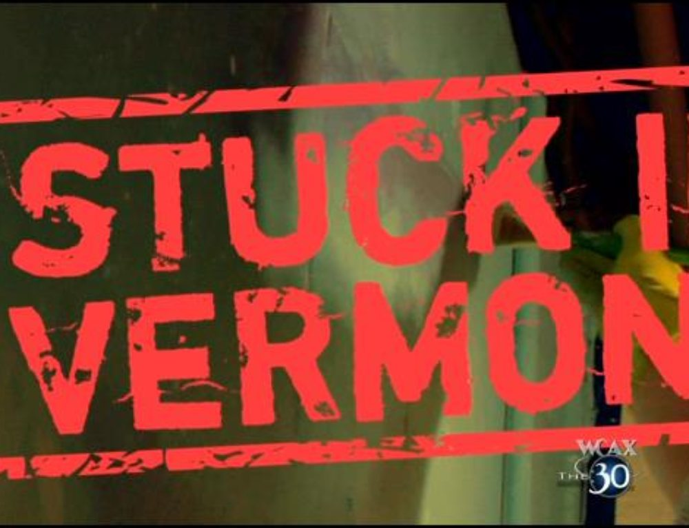 "Quimby Country is ""Stuck in Vermont"" this week."