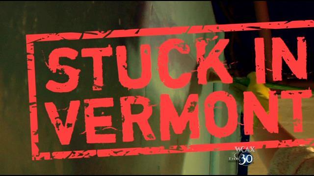 Stuck in Vermont